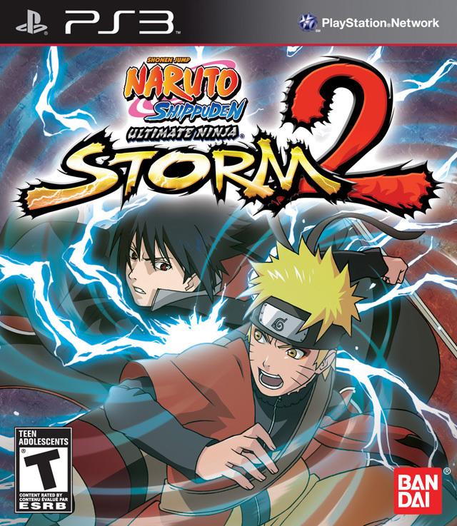 Naruto Ultimate Ninja: Storm 2