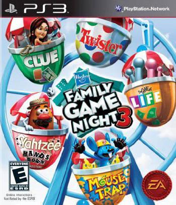 Family Game Night 3