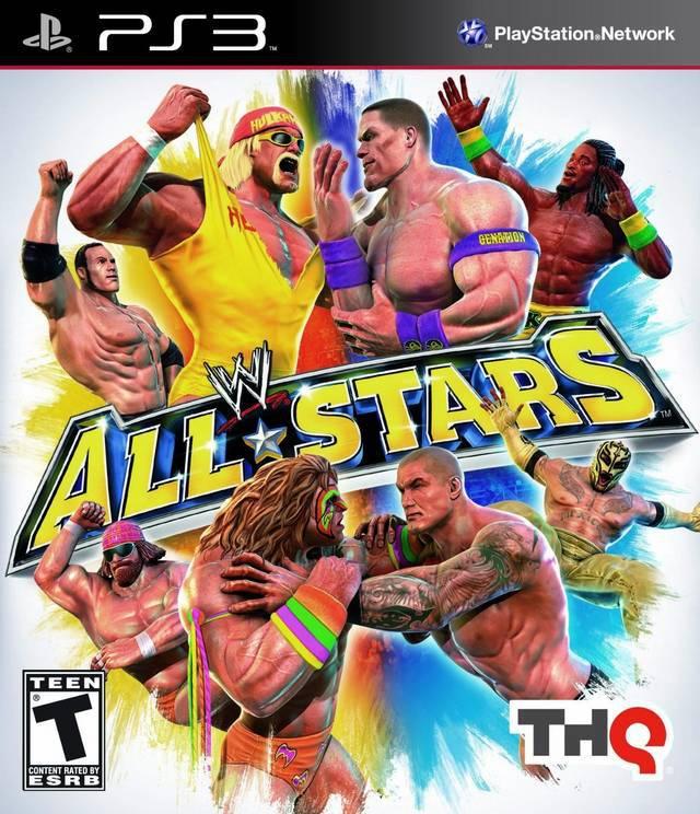 WWE: All-Stars