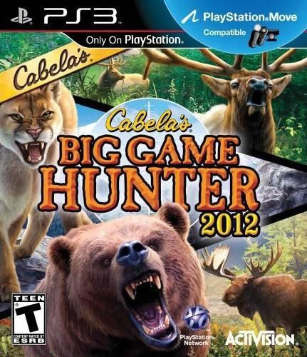 Cabelas: Big Game Hunter 2012
