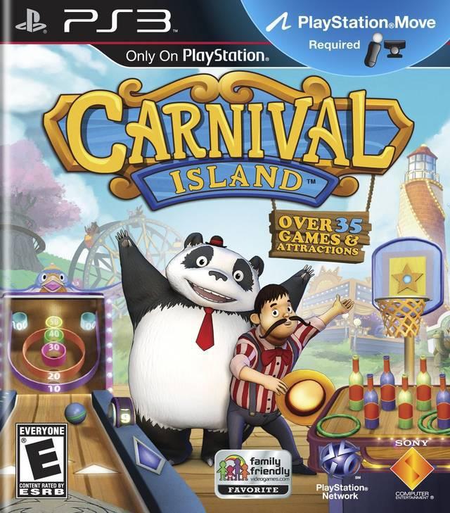 Carnival Islands