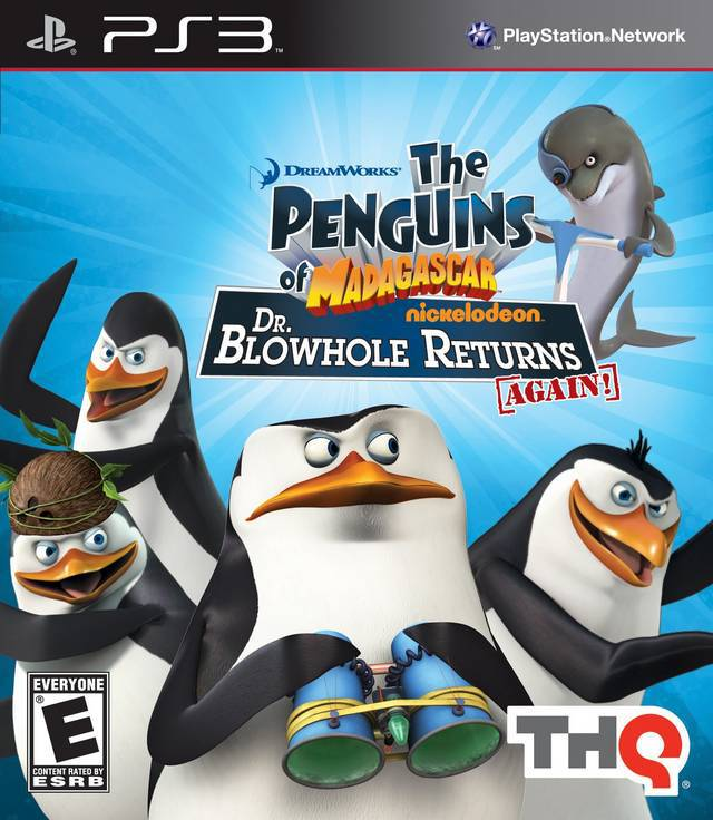 Penguins of Madagascar, The