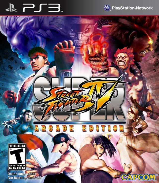 Super Street Fighter IV 4