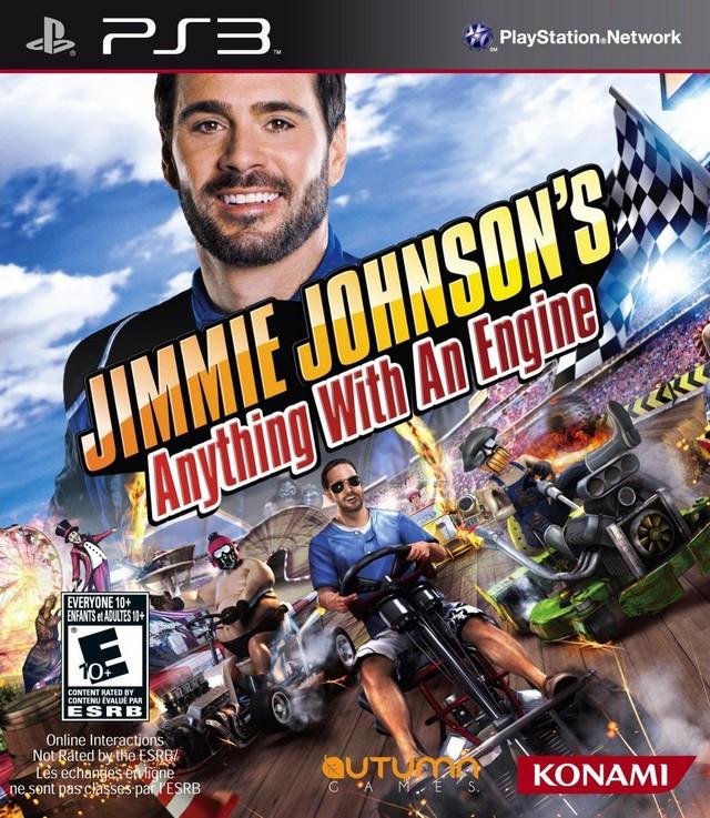 Jimmie Johnsons