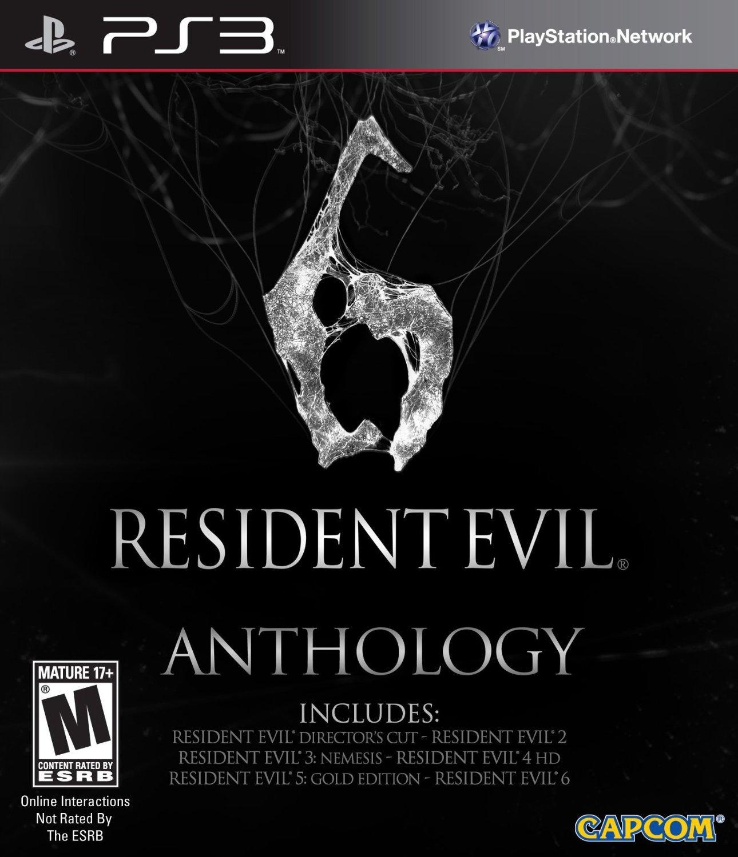 Resident Evil 6: Anthology