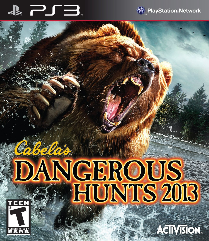 Cabelas: Dangerous Hunts 2013
