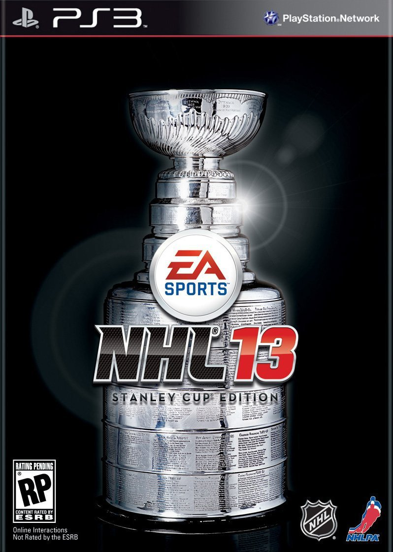 NHL 2013 Stanley Cup Edition