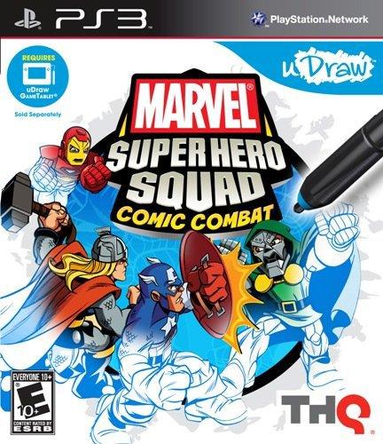 uDraw Marvel Super Hero Squad