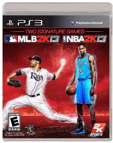 MLB 2K13 & NBA 2K13