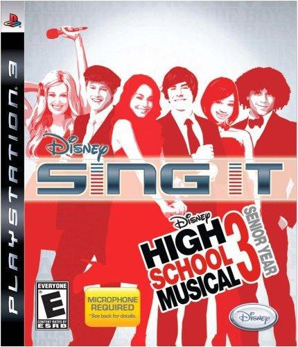 Sing It: High School Musical 3