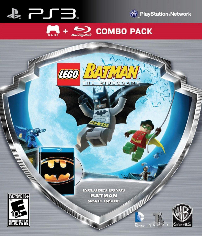 Lego Batman The Video Game