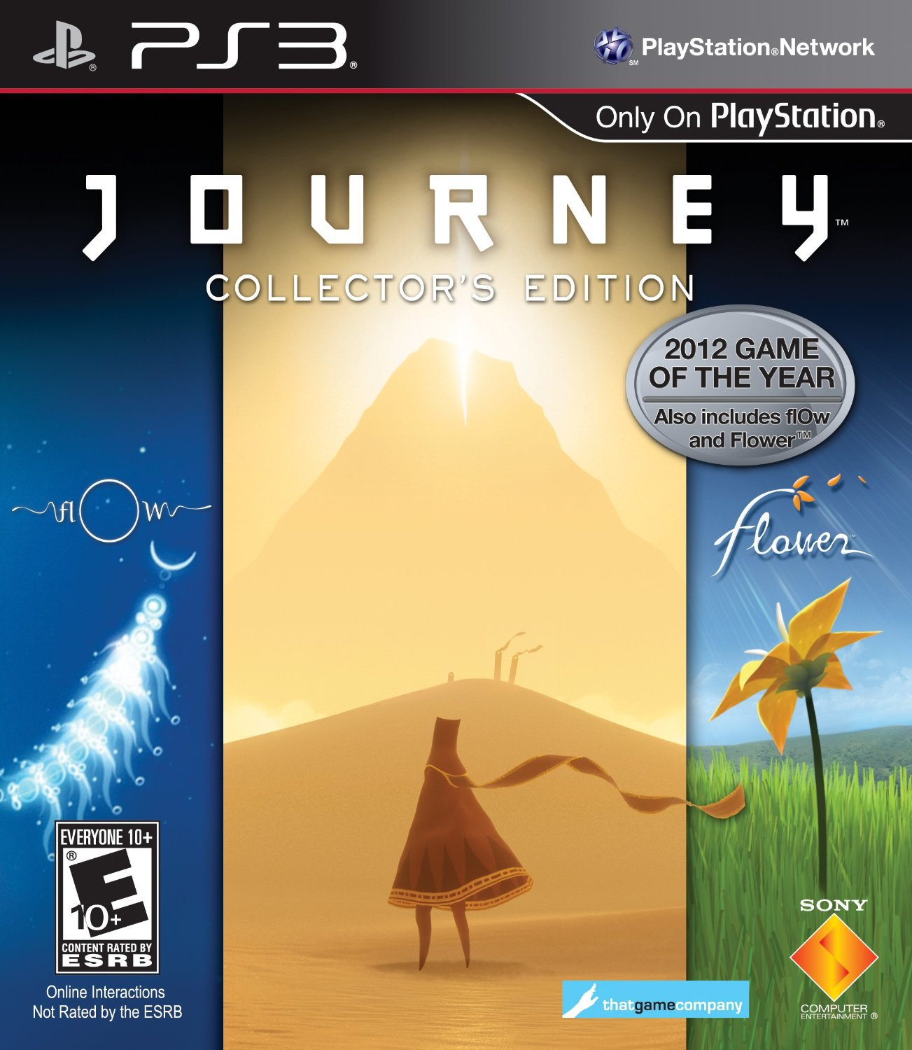 Journey: Collectors Edition