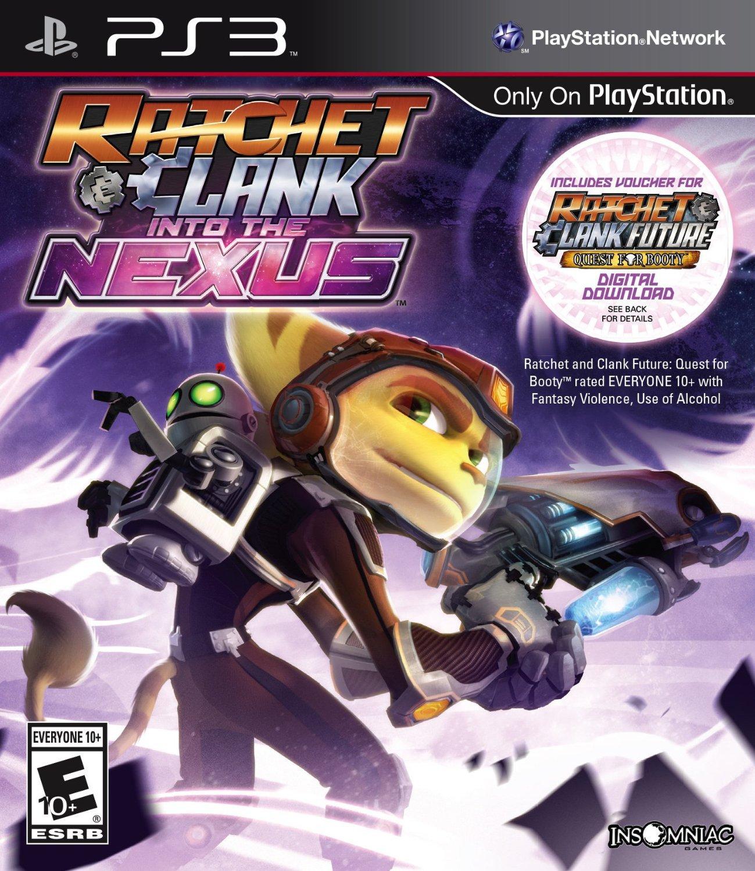 Ratchet & Clank Into the Nexus