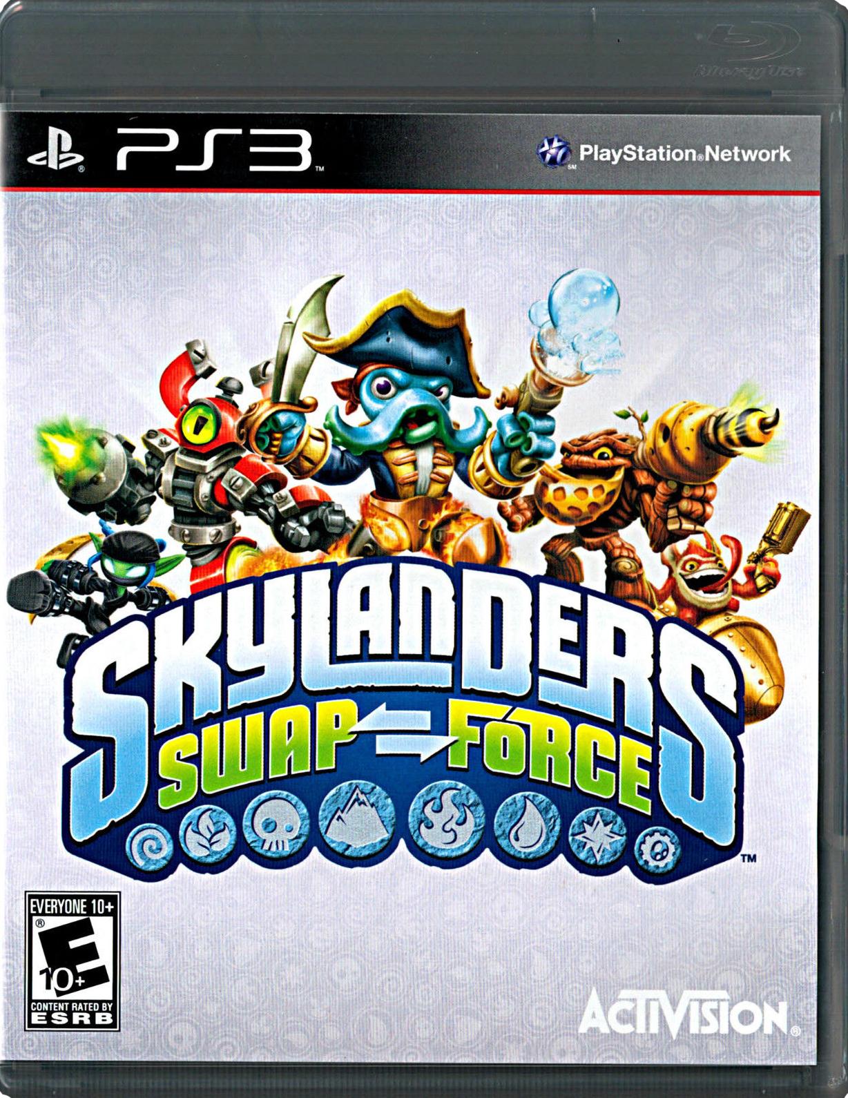 Skylanders: SwapForce