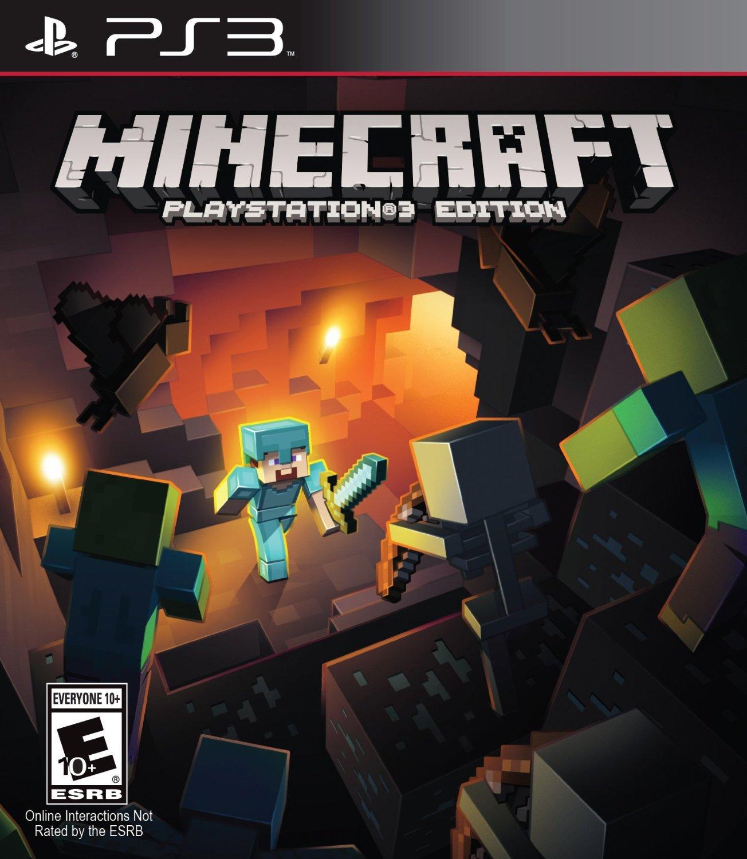 Minecraft: PS3 Edition