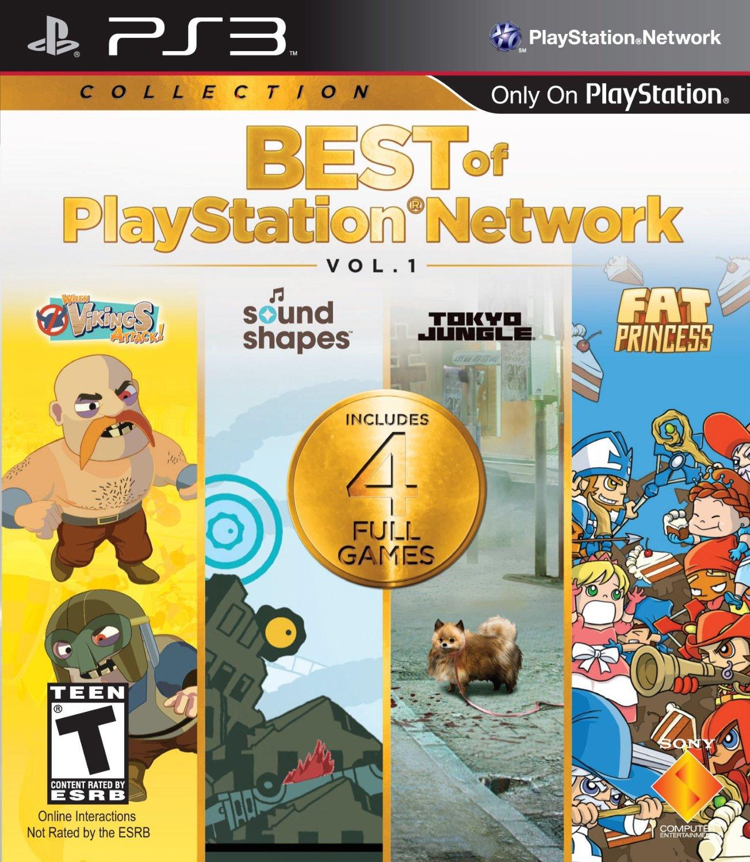 Best of PSN Volume 1
