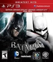Batman Dual Pack