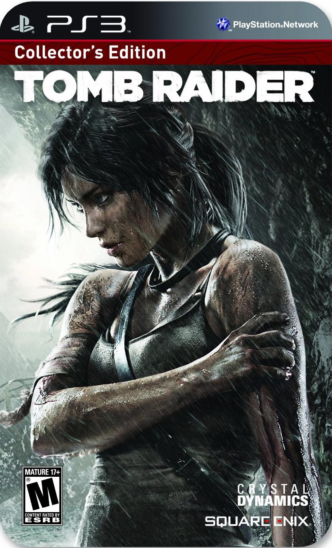Tomb Raider Survival Edition