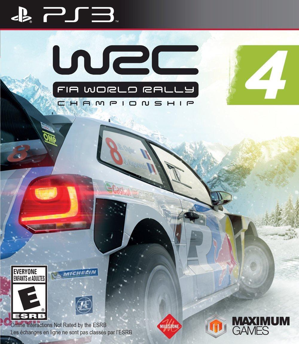 WRC 4: FIA World Rally