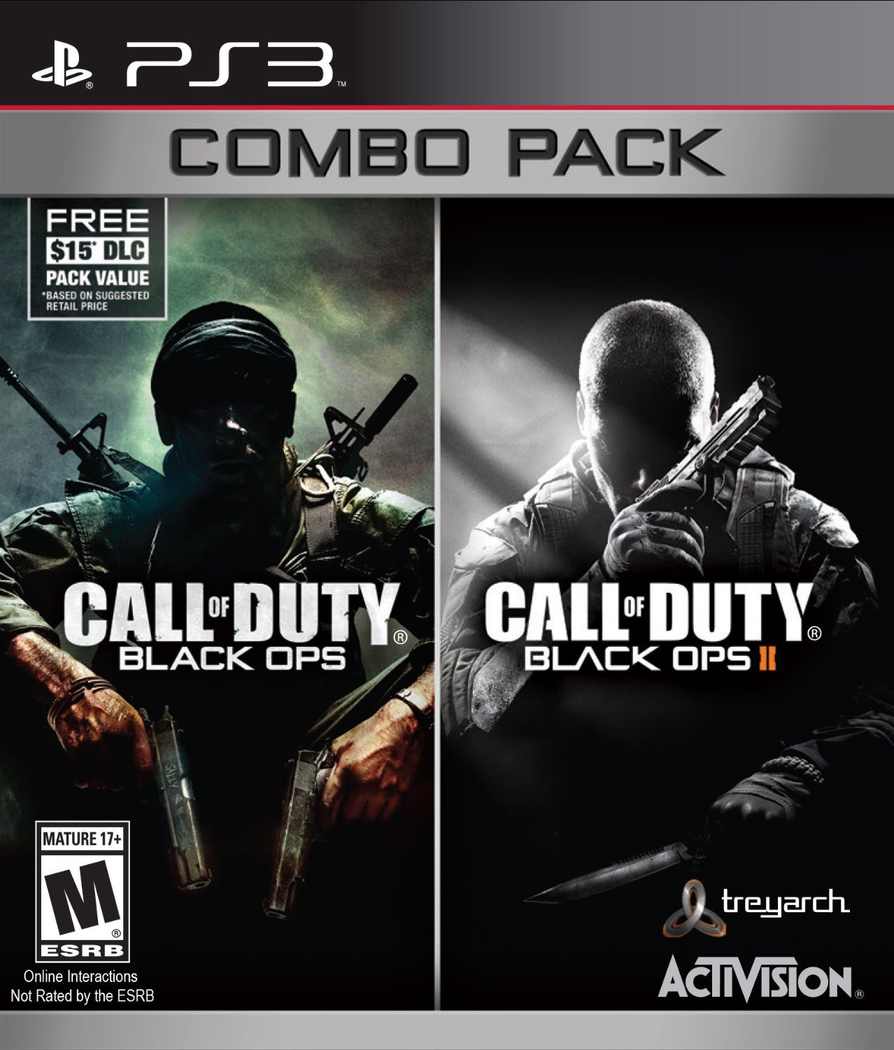 Call of Duty Combo Pack