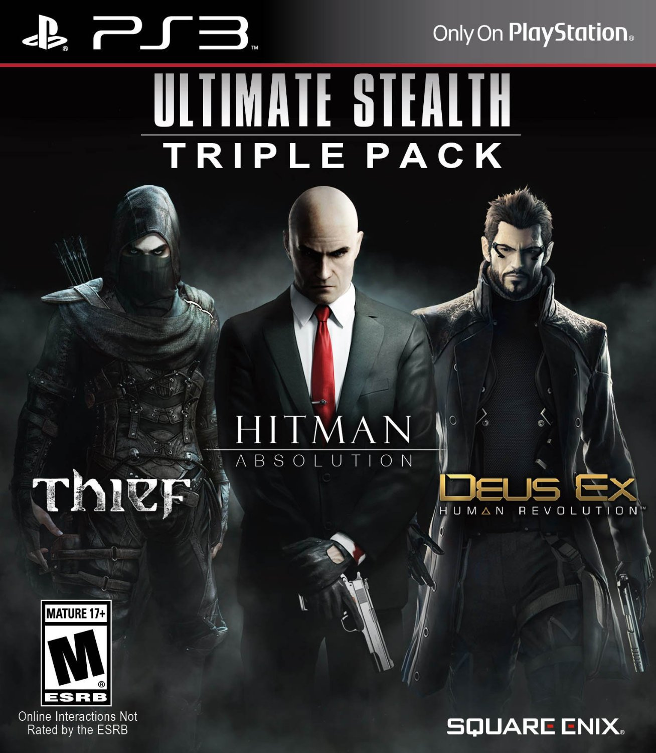 Ultimate Stealth Pack