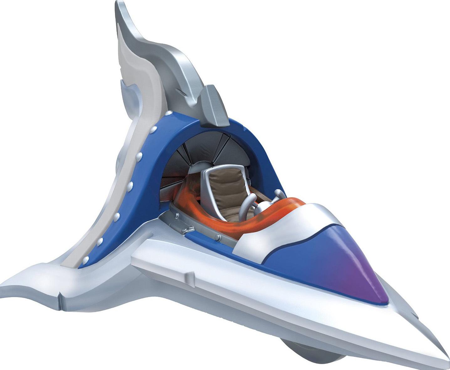 Sky Slicer - Vehicle