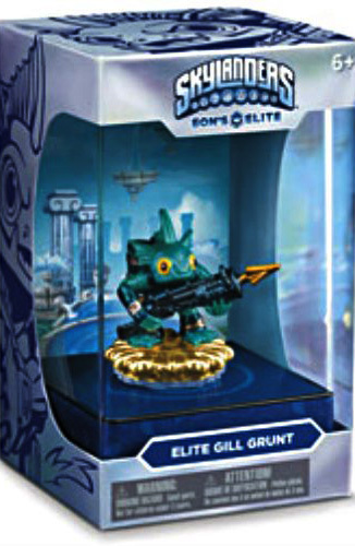Elite Gill Grunt