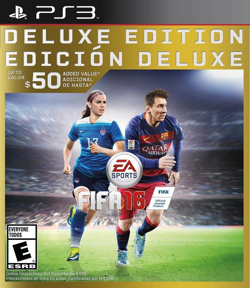 FIFA Soccer 2016 16