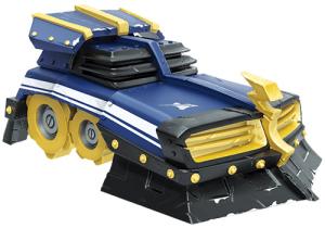 Shield Striker - Vehicle