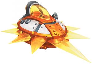 Sun Runner - Vehicle