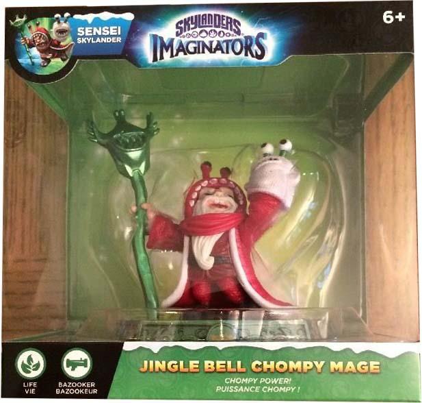 Jingle Bell Chompy Mage