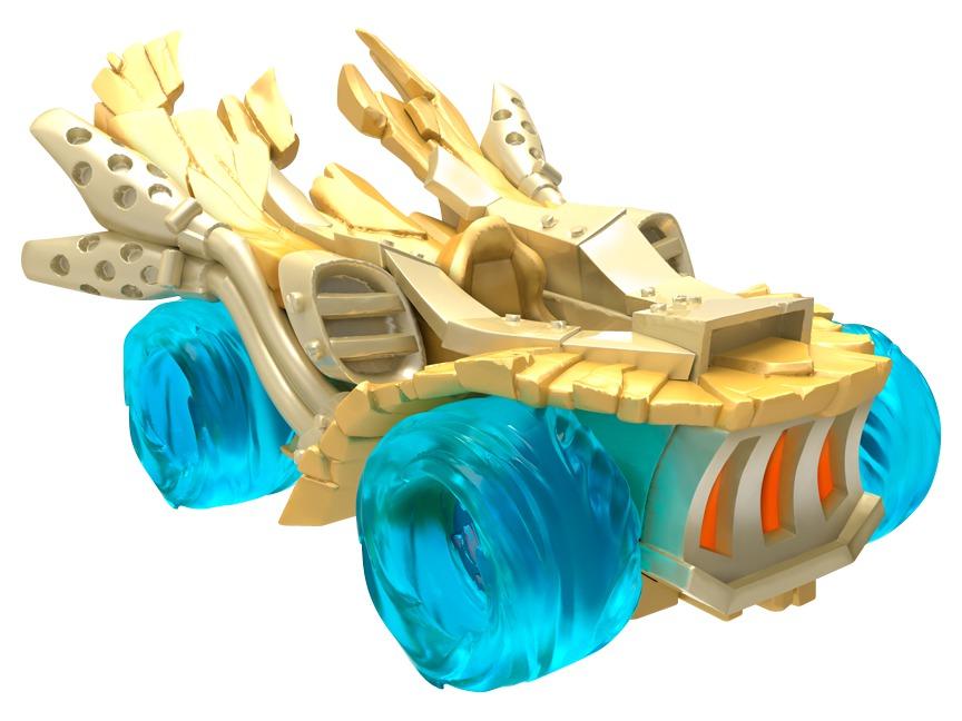 Golden Hot Streak - Vehicle
