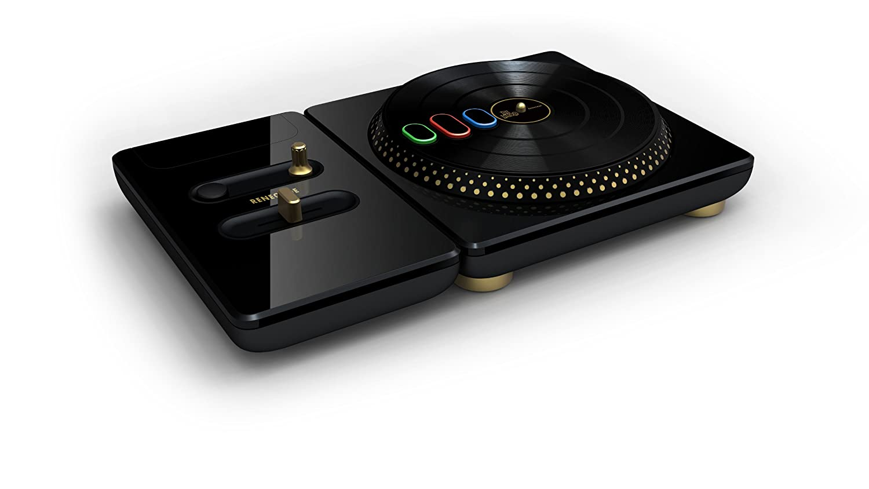 DJ Hero Turn Table