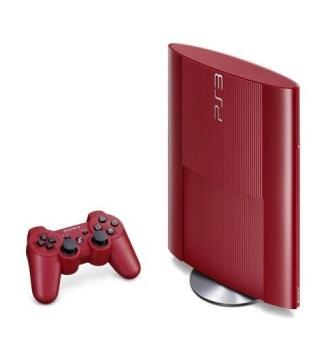 500GB GoW PS3 Console Bundle