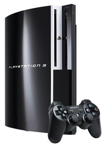 80GB PS3 Console Bundle