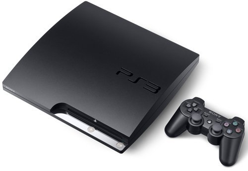 250GB Slim PS3 Console Bundle