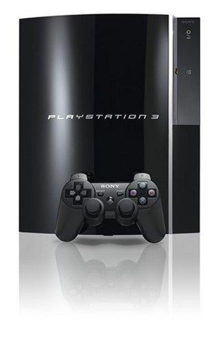 40GB PS3 Console Bundle