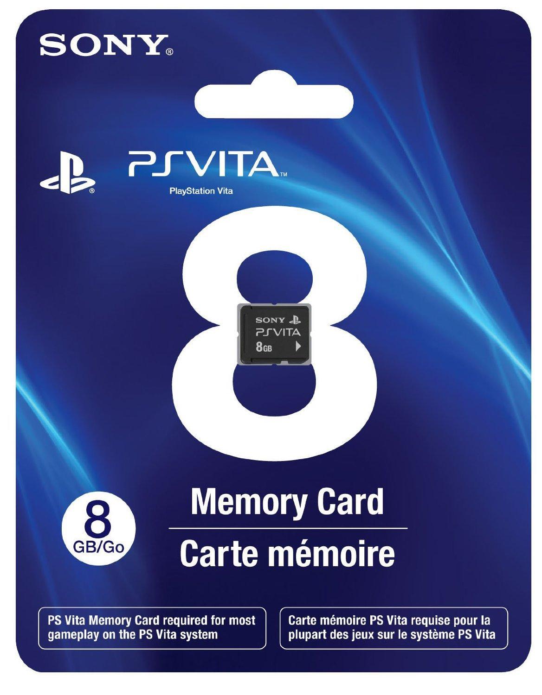 8 GB PS Vita Memory Card