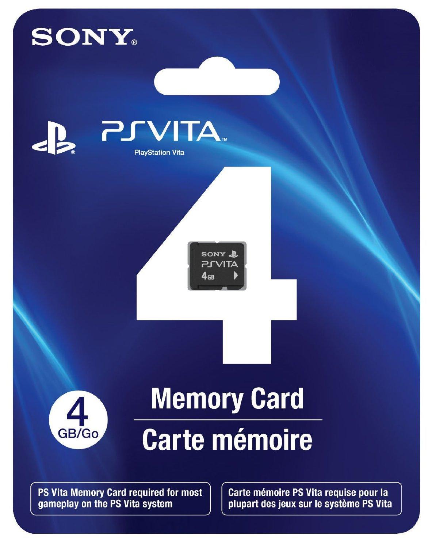4 GB PS Vita Memory Card