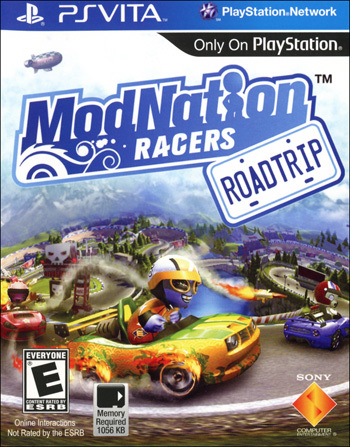 ModNation: Racers Road Trip
