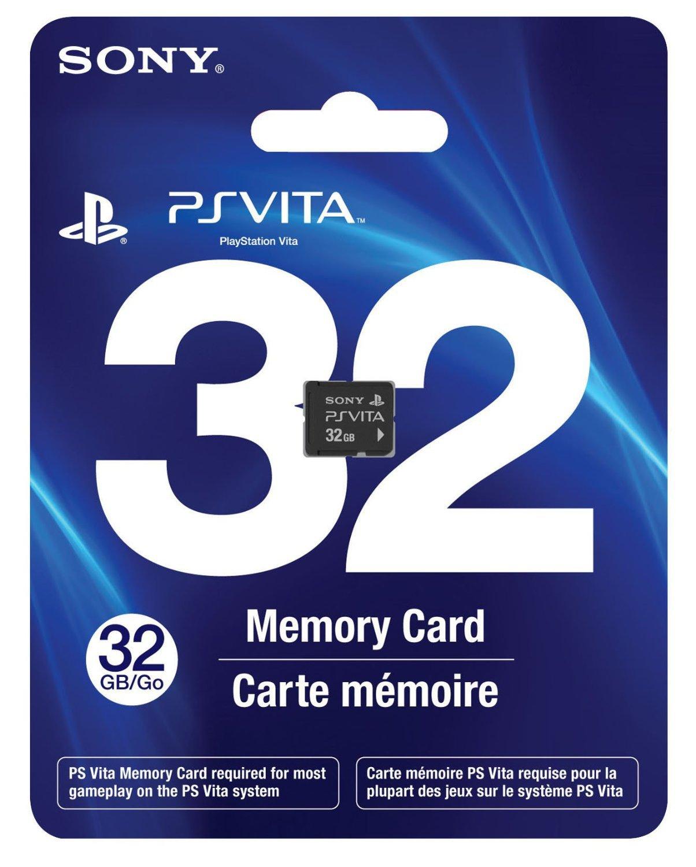 32 GB PS Vita Memory Card