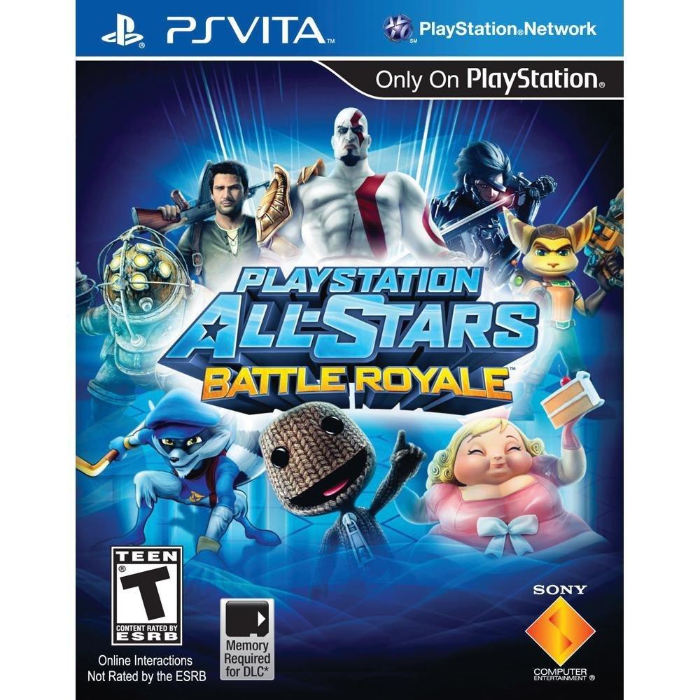 Playstation All-Stars
