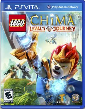 Lego Chima: Lavals Journey