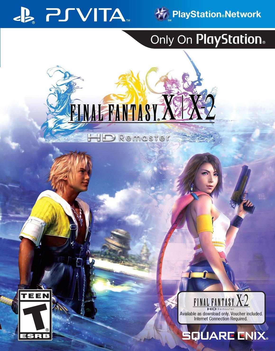 Final Fantasy X & X2