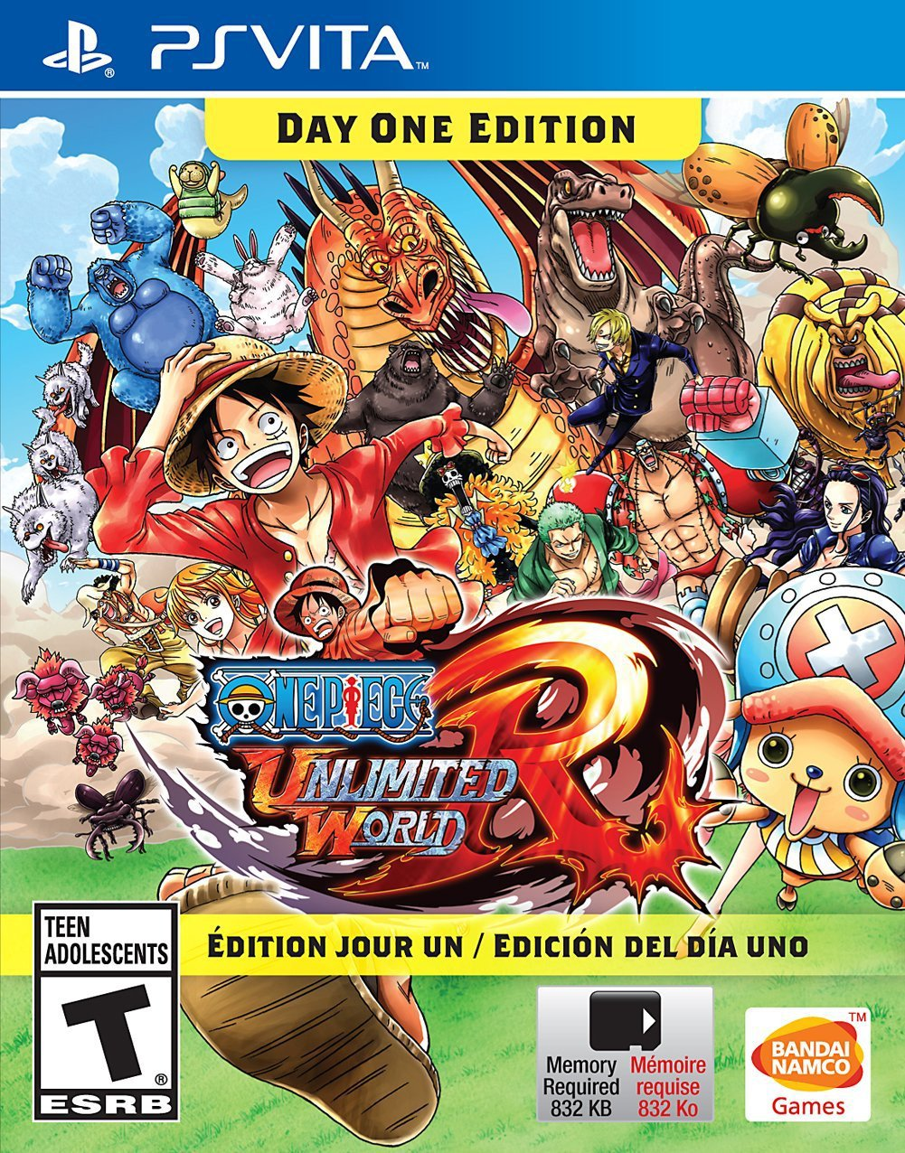One Piece Unlimited World R