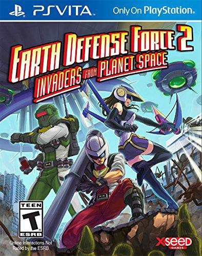 Earth Defense Force 2