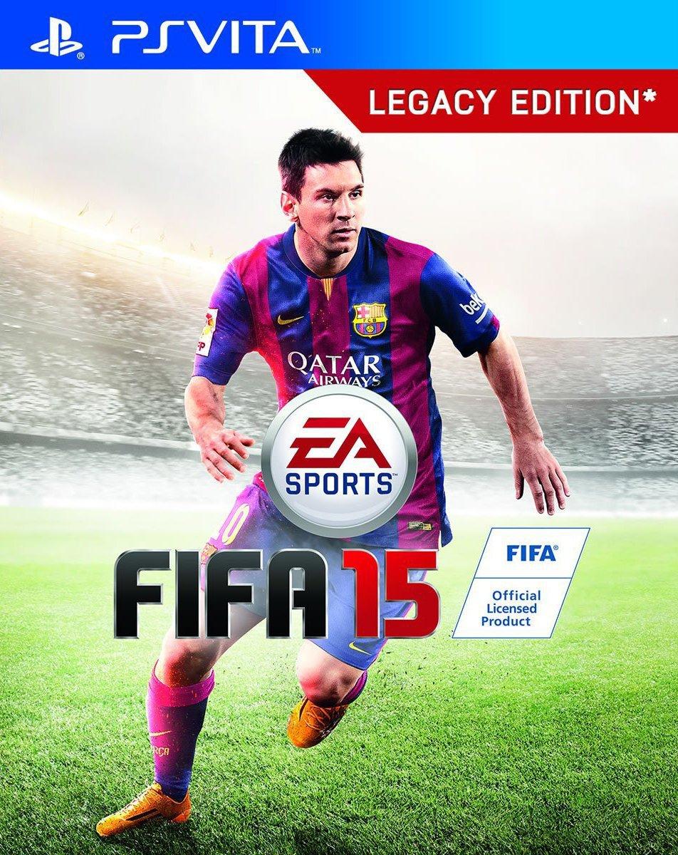 FIFA Soccer 2015 15