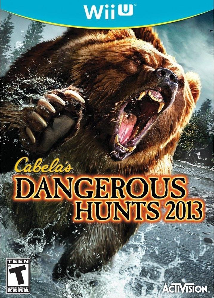 Cabelas Dangerous Hunts 2013