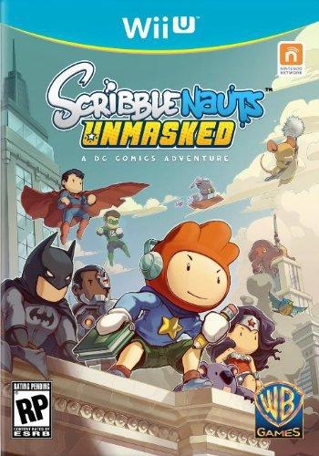 Scribblenauts: Unmasked