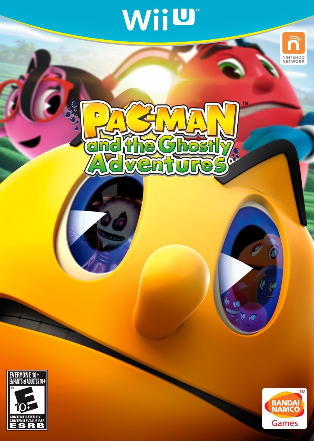 Pac-Man: Ghostly Adventures